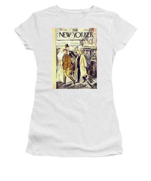 New Yorker November 5 1938 Women's T-Shirt