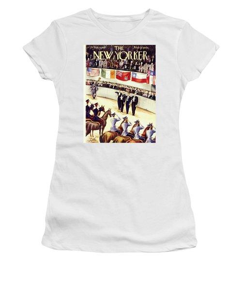 New Yorker November 6 1937 Women's T-Shirt