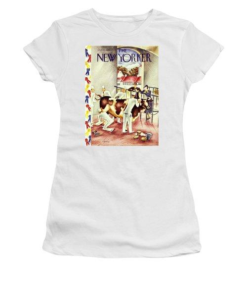 New Yorker October 5 1935 Women's T-Shirt