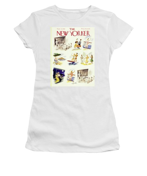 New Yorker September 14 1940 Women's T-Shirt