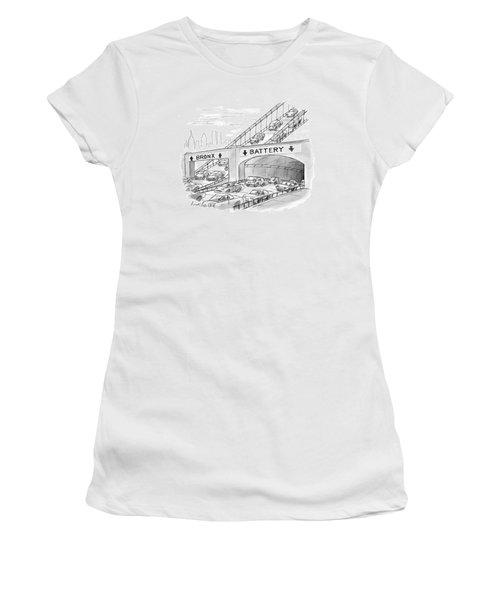 New Yorker September 20th, 1999 Women's T-Shirt