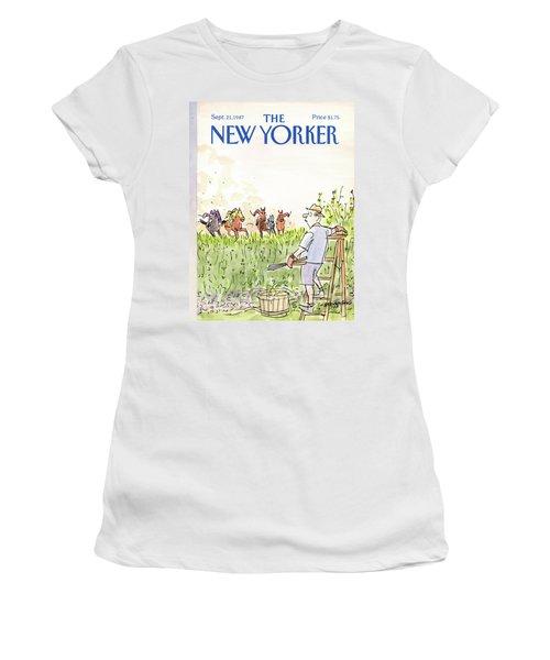 New Yorker September 21st, 1987 Women's T-Shirt