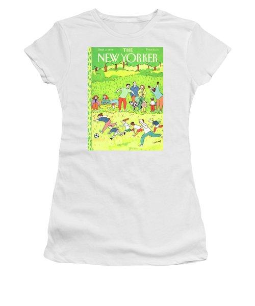 New Yorker September 2nd, 1991 Women's T-Shirt