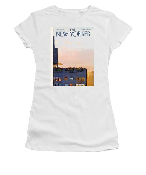 New Yorker September 5th, 1970 Women's T-Shirt