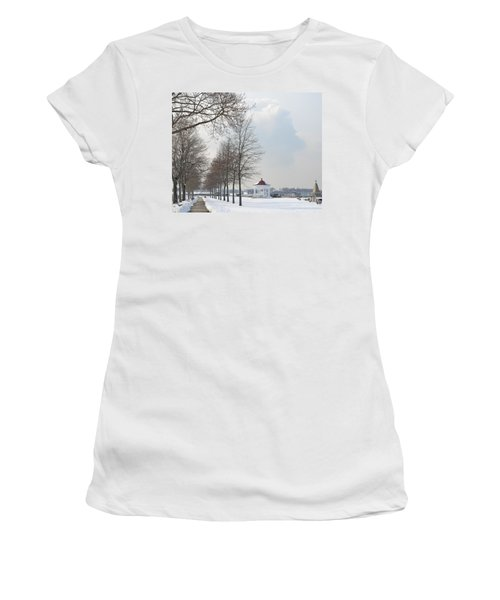 Newport Waterfront Women's T-Shirt (Athletic Fit)