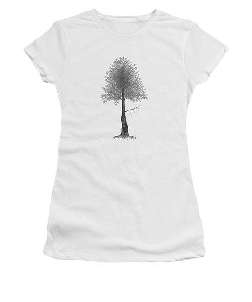 November '12 Women's T-Shirt