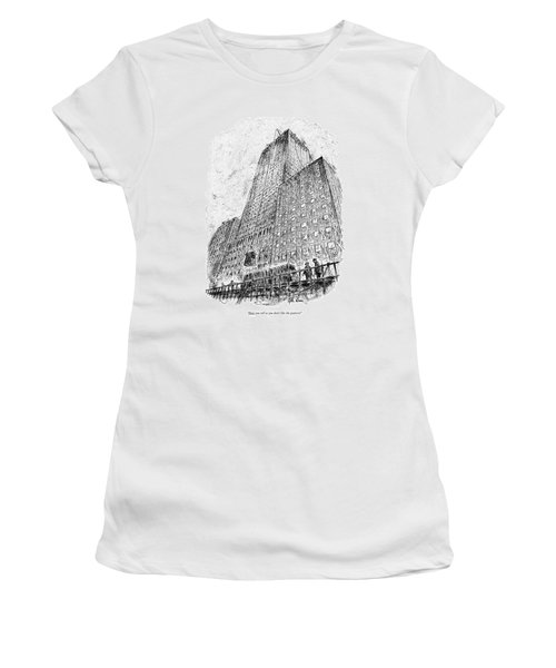 Now You Tell Us You Don't Like The Pattern! Women's T-Shirt