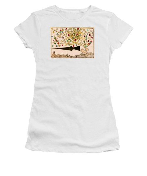 Nuremberg Ufo 1561 Women's T-Shirt