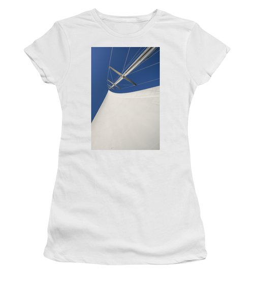 Obsession Sails 4 Women's T-Shirt (Athletic Fit)