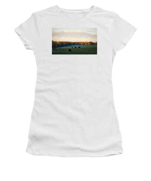October Morning Women's T-Shirt