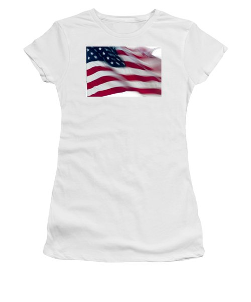 Old Glory Women's T-Shirt