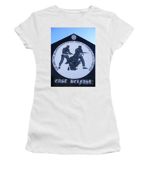 Ominous Women's T-Shirt (Athletic Fit)