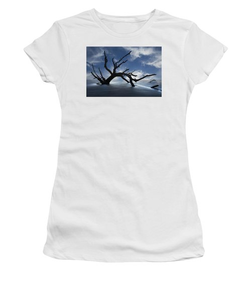 On A Misty Morning Women's T-Shirt