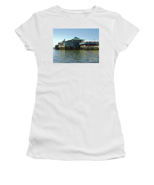 On The Gulf Women's T-Shirt (Athletic Fit)