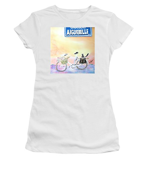 On The Way Women's T-Shirt