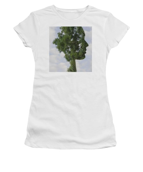 One With Nature Women's T-Shirt