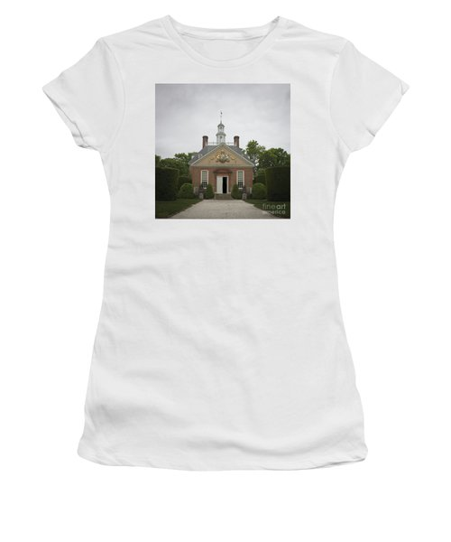 Open Door Squared Women's T-Shirt