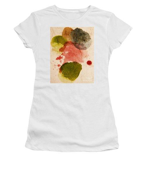 Open Heart Women's T-Shirt (Athletic Fit)