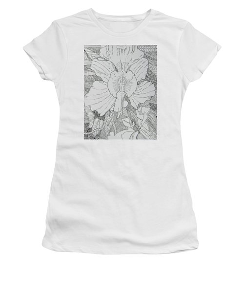 Orchid In Disguise Women's T-Shirt