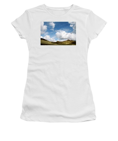 Oregon Trail Country Women's T-Shirt (Athletic Fit)