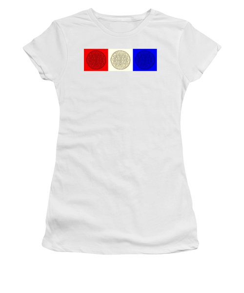 Oreo Smooth American Colors Women's T-Shirt