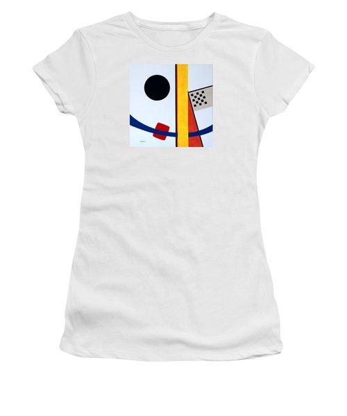 Orion's Belt Women's T-Shirt (Junior Cut) by Thomas Gronowski