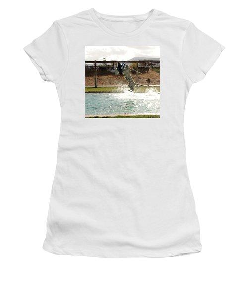 Out Of Africa Tiger Splash 7 Women's T-Shirt