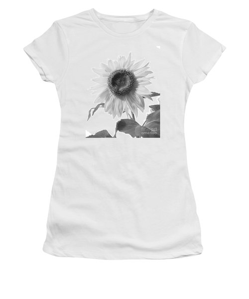 Women's T-Shirt (Junior Cut) featuring the photograph Over Looking The Garden by Alana Ranney