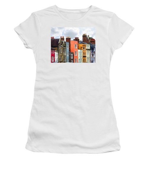 Oxford Medley Women's T-Shirt (Junior Cut) by William Beuther