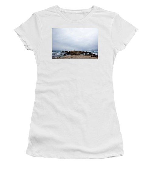 Pacific Horizon Women's T-Shirt (Athletic Fit)