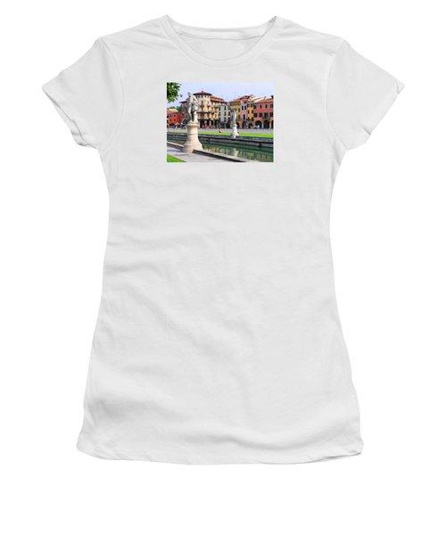 Padova Women's T-Shirt (Junior Cut) by Oleg Zavarzin
