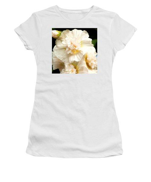 Pastel Delphinium Women's T-Shirt (Athletic Fit)
