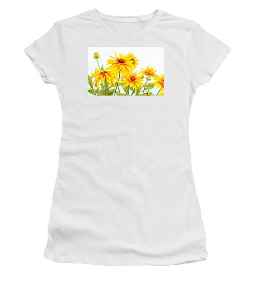 Patch Of Black-eyed Susan Women's T-Shirt