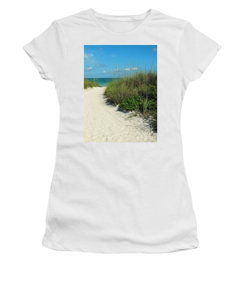 Path To Pass -a- Grille Women's T-Shirt (Athletic Fit)
