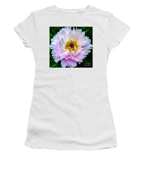Peony Flower Women's T-Shirt