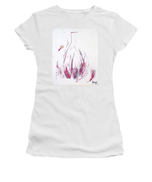 Perfume Poured Out Women's T-Shirt (Athletic Fit)