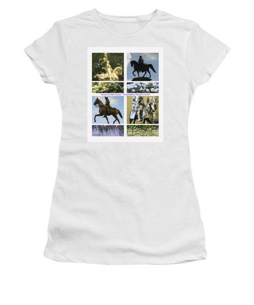 Philadelphia Museum Of Art Women's T-Shirt