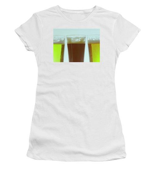 Pints Of Beer Women's T-Shirt