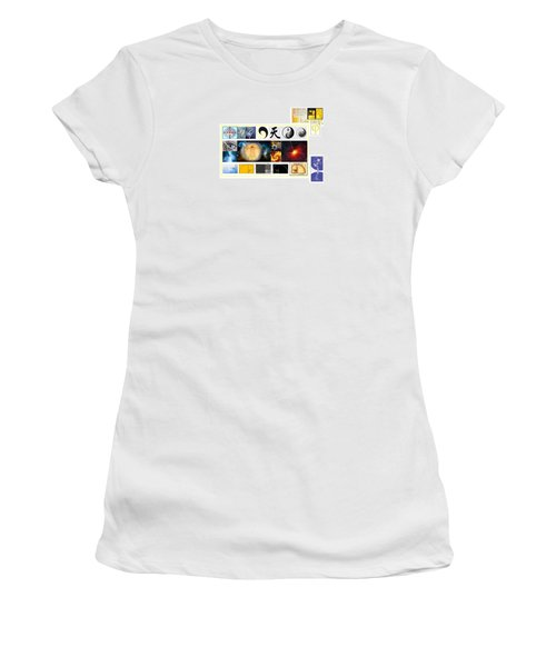 Lesson Planning Women's T-Shirt (Junior Cut) by Peter Hedding