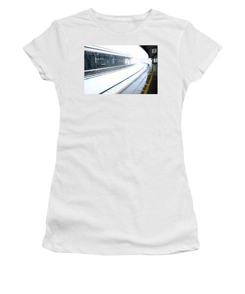 Platform 2 Women's T-Shirt (Athletic Fit)