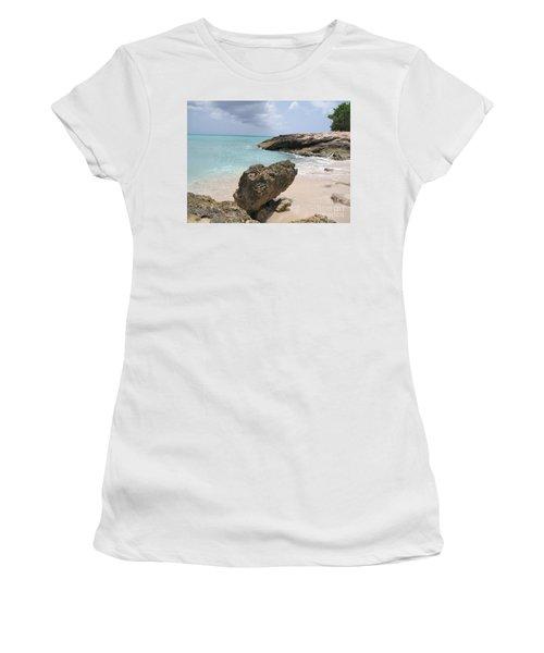 Plum Bay - St. Martin Women's T-Shirt