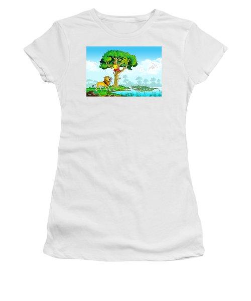 Poetic Justice Women's T-Shirt