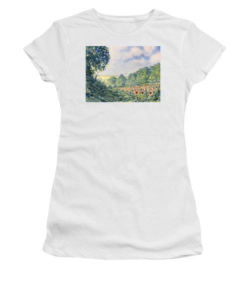 Poppies A'plenty Women's T-Shirt