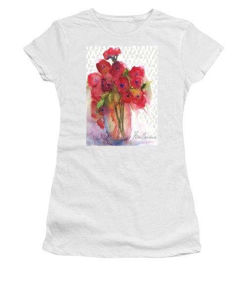 Poppies Women's T-Shirt