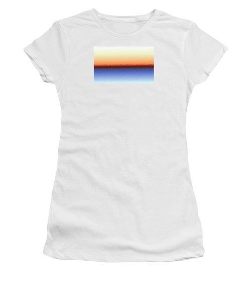 Women's T-Shirt (Junior Cut) featuring the digital art Praestituebatis by Jeff Iverson