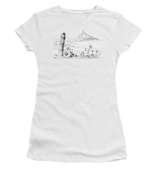 Prairie Rattler Women's T-Shirt