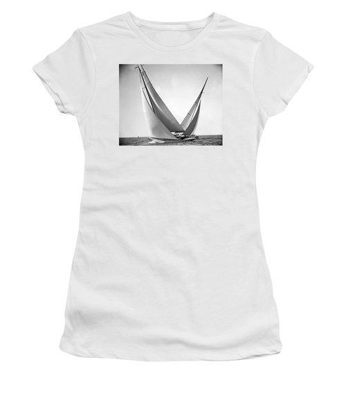 Prelude And Yucca In Regatta Women's T-Shirt