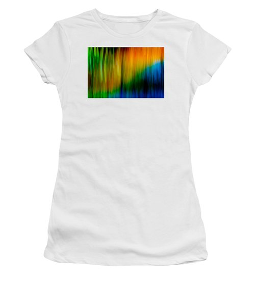 Primary Rainbow Women's T-Shirt