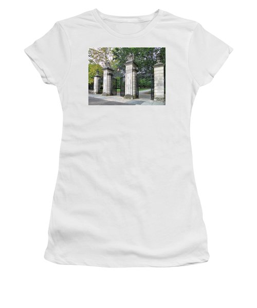 Princeton University Main Gate Women's T-Shirt