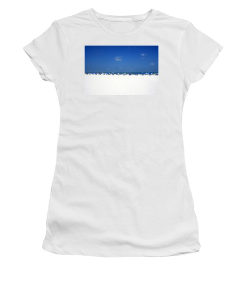 Pristine Clearwater Women's T-Shirt (Athletic Fit)